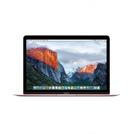 Máy xách tay/ Laptop MacBook 12″ MNYM2 (Vàng hồng)