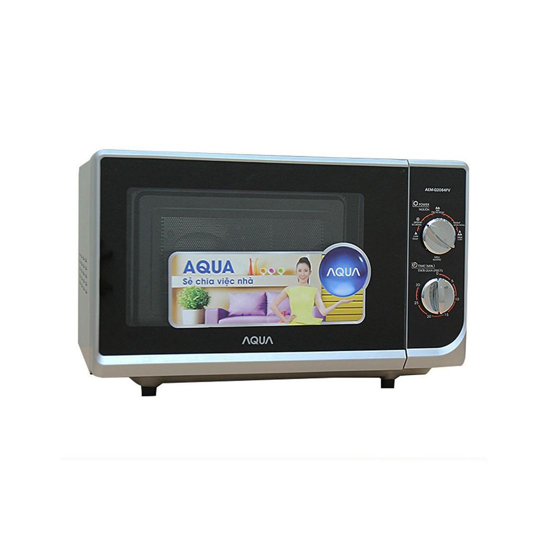 Lò Vi Sóng Aqua AEM-G2064FV-Thế giới đồ gia dụng HMD