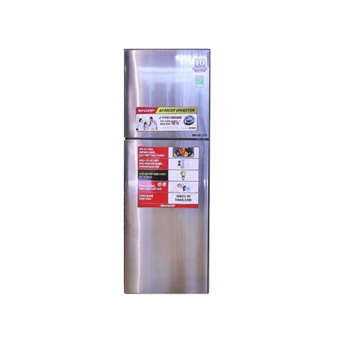Tủ lạnh Sharp Inveter 253 lít SJ-X281E-SL-Thế giới đồ gia dụng
