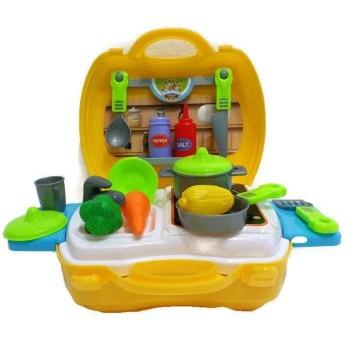 Bộ đồ chơi nấu ăn cho bé ☀️☀️-Thế giới đồ gia dụng HMD