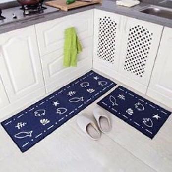 Thảm bếp đẹp-Thế giới đồ gia dụng HMD