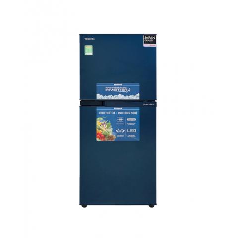 Tủ Lạnh Toshiba Inverter 186 Lít GR-M25VUBZ(UB)-Thế giới đồ gia