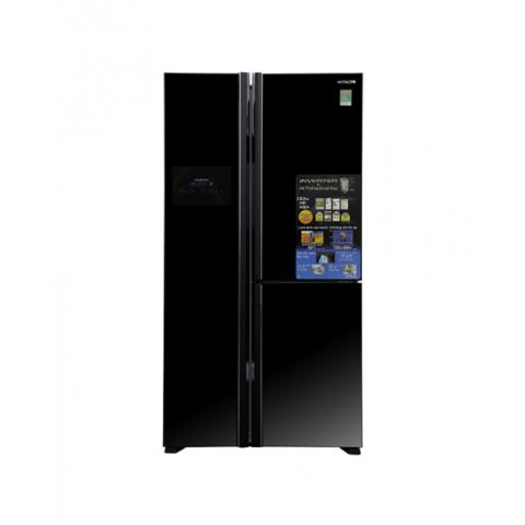Tủ Lạnh Side By Side Inverter Hitachi R-M700PGV2(GBK)-Thế giới