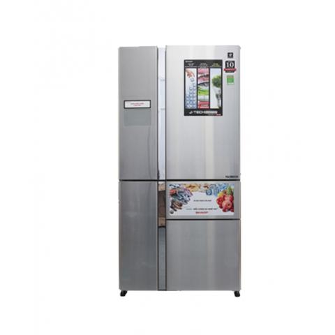 Tủ lạnh Sharp inverter 758 lít SJ-F5X76VM-SL-Thế giới đồ gia