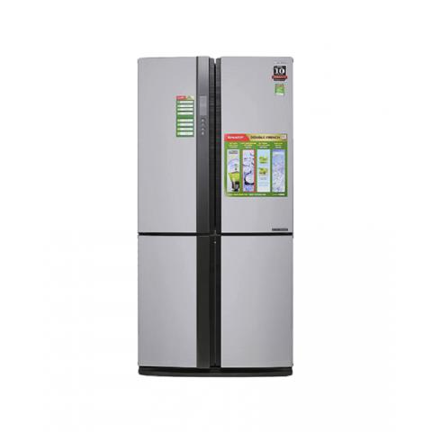 Tủ lạnh Sharp Inverter 678 lít SJ-FX680V-Thế giới đồ gia dụng