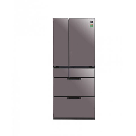 Tủ lạnh Sharp Inverter 601 lít SJ-GF60A-T-Thế giới đồ gia dụng