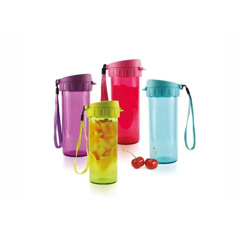 Bình nước Drinking Flask Tupperware 6 màu – Không lọc chặn