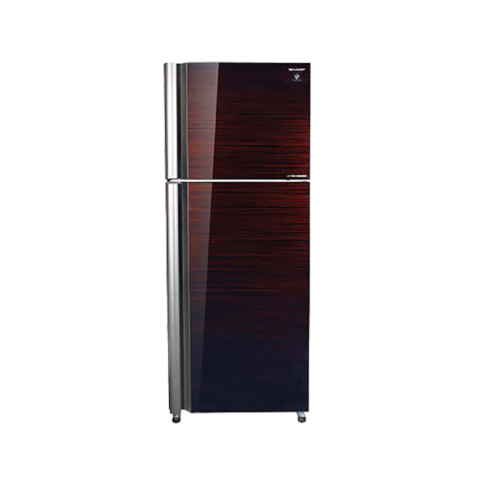 Tủ lạnh Sharp 428 Lít SJ-XP430PG-BK-Thế giới đồ gia dụng HMD