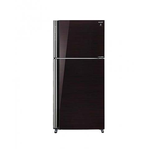 Tủ lạnh Sharp 585 lít SJ-XP590PG-BK-Thế giới đồ gia dụng HMD