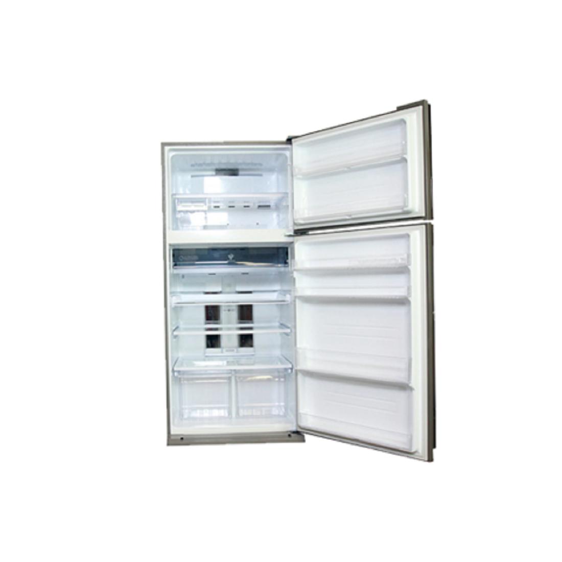 Tủ lạnh Sharp 585 lít SJ-XP590PG-SL-Thế giới đồ gia dụng HMD