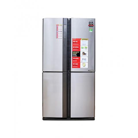 Tủ lạnh Sharp 626 lít SJ-FX630V-ST-Thế giới đồ gia dụng HMD