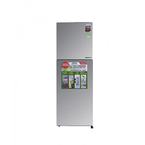 Tủ Lạnh Sharp Inverter 224 Lít SJ-X251E-DS-Thế giới đồ gia dụng