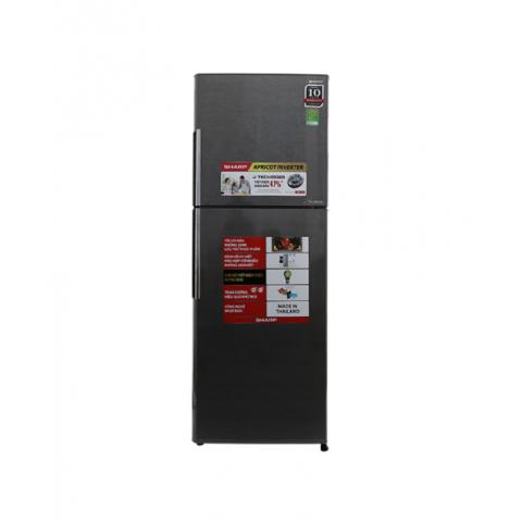 Tủ lạnh Sharp inverter 314 lít SJ-X316E-DS-Thế giới đồ gia dụng