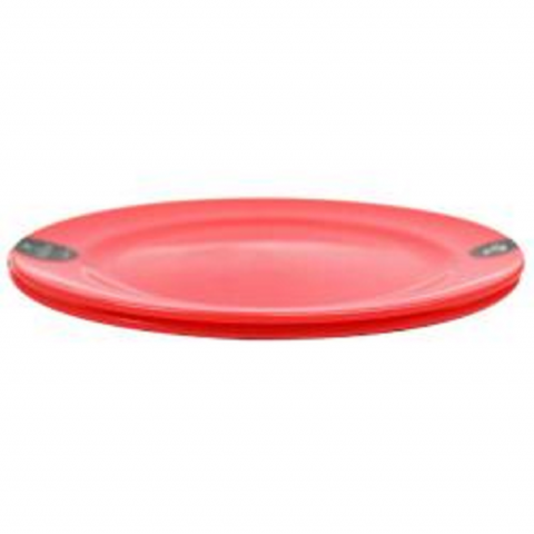Đĩa tròn Folio* cỡ to - Màu hồng-Thế giới đồ gia dụng HMD