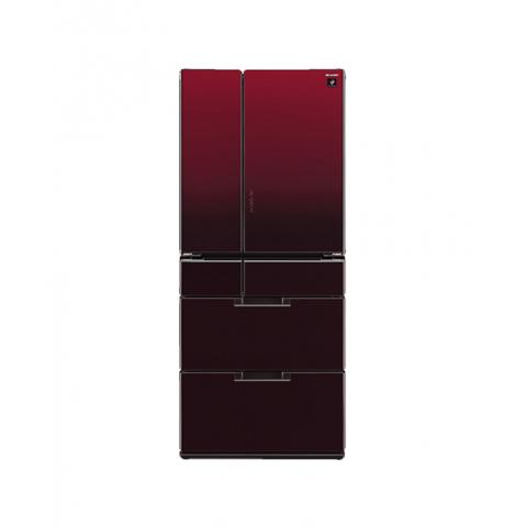 Tủ lạnh Sharp inverter 601 lít SJ-GF60A-R-Thế giới đồ gia dụng