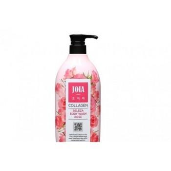 Sữa tắm Joia Collage Beleza,hương hoa hồng-Thế giới đồ gia dụng