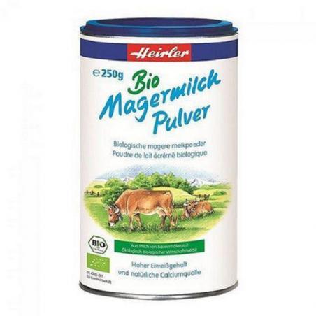 Sữa tươi Heirler dạng bột hữu cơ Bio (250g)