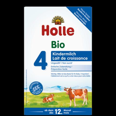 Sữa bò công thức hữu cơ Holle 4 (600g)-Thế giới đồ gia dụng HMD
