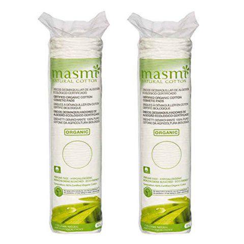 Bông tẩy trang hữu cơ Masmi (80m)-Thế giới đồ gia dụng HMD