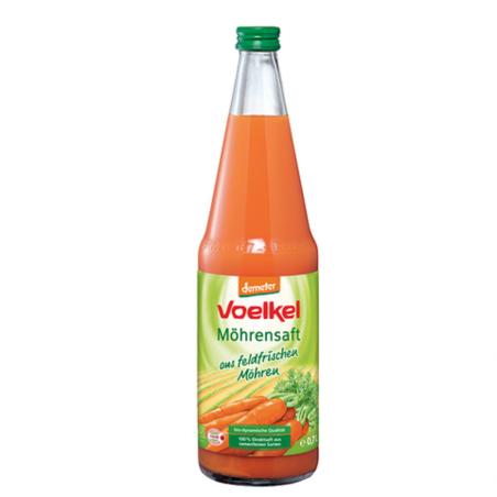 Nước ép cà rốt hữu cơ Voelkel (700ml)