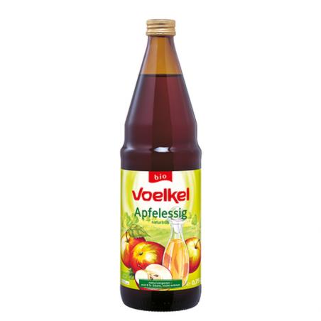 Giấm táo hữu cơ Voelkel (750ml)-Thế giới đồ gia dụng HMD