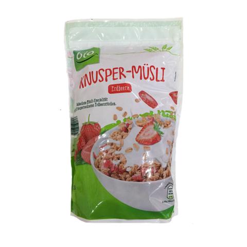Ngũ cốc dâu tây hữu cơ Bio (500g)-Thế giới đồ gia dụng HMD