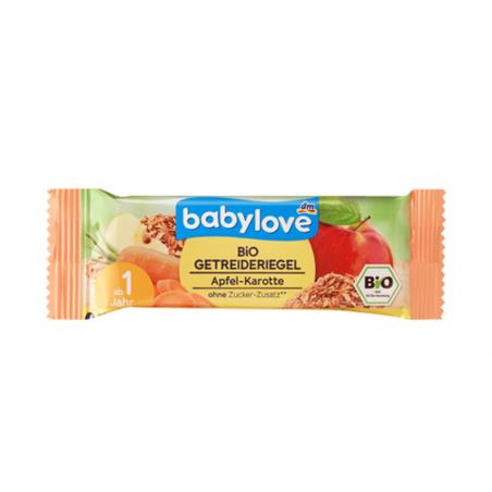 Bánh hoa quả hữu cơ Babylvove (25g)