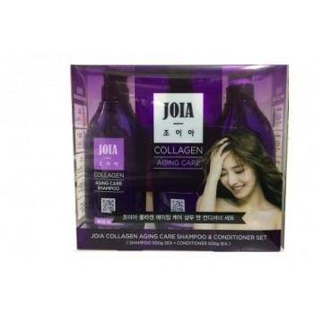 Bộ dầu gội và dầu xả Joia Collagen phục hồi tóc lão hóa-Thế