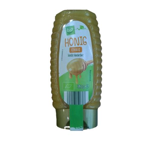 Mật ong dạng kem hữu cơ Honig (340g)-Thế giới đồ gia dụng HMD