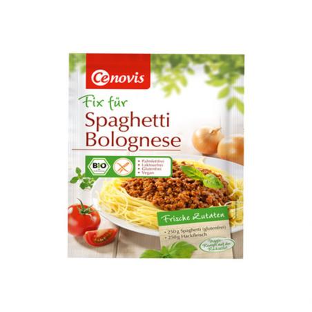 Bột làm sốt spaghetti hữu cơ Cenovis (40g)