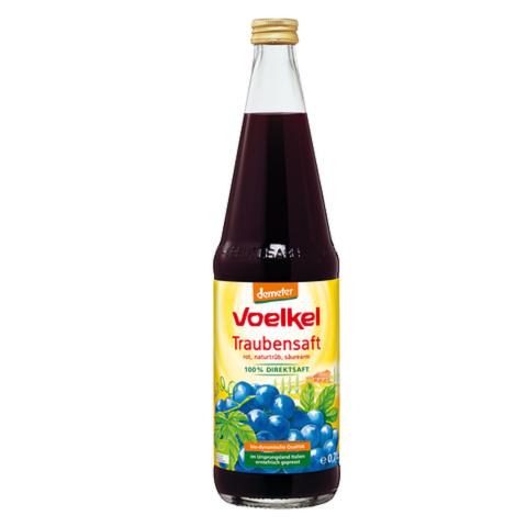 Nước ép nho đỏ hữu cơ Voelkel (700ml)-Thế giới đồ gia dụng HMD