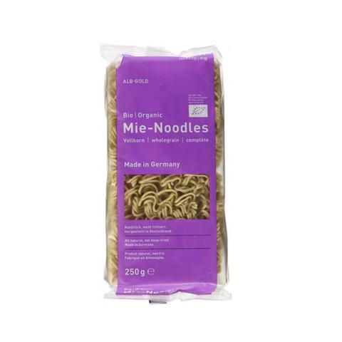 Mỳ lúa mạch nguyên cám hữu cơ Alb (250g)-Thế giới đồ gia dụng