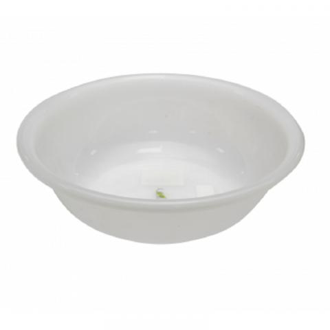 Chậu nhựa tròn 4,2 lít - Màu trắng-Thế giới đồ gia dụng HMD