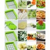 Bộ cắt gọt rau củ quả Nicer Dicer Plus-Thế giới đồ gia dụng HMD