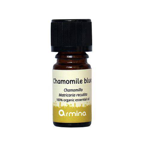 Tinh dầu Chamonmile blue hữu cơ Armina (5ml)-Thế giới đồ gia