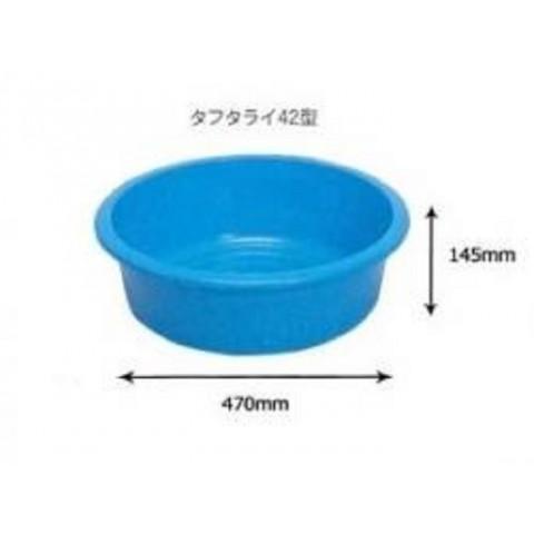 Chậu nhựa tròn Sanko 42 lít-Thế giới đồ gia dụng HMD