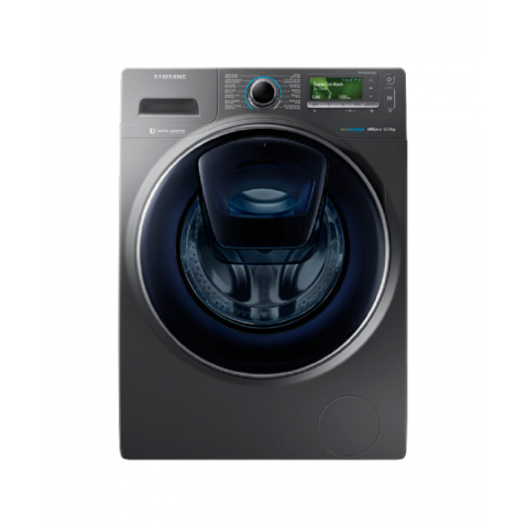 Máy giặt Samsung AddWash Inverter 12 Kg WW12K8412OX/SV-Thế giới