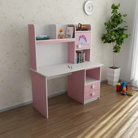Bộ bàn ghế trẻ em Yamada Kids BH09 - Hồng-Thế giới đồ gia dụng