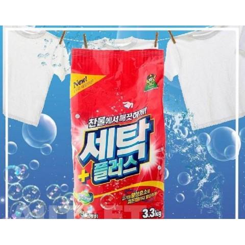 Bột giặt siêu sạch Sandokkaebi - túi 3,3kg-Thế giới đồ gia dụng