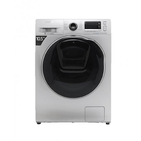 Máy giặt sấy Samsung Inverter 10.5 kg WD10K6410OS/SV-Thế giới