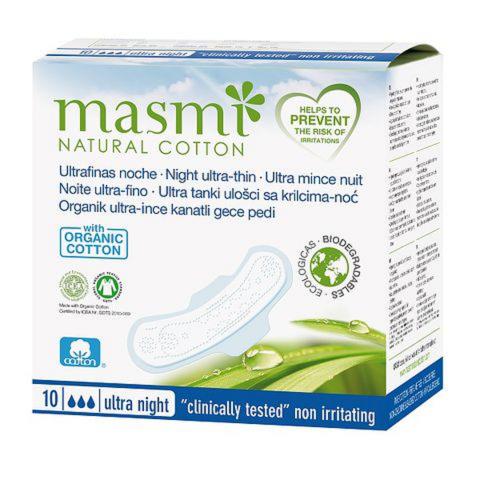 Băng vệ sinh ban đêm hữu cơ Masmi (10m)-Thế giới đồ gia dụng HMD