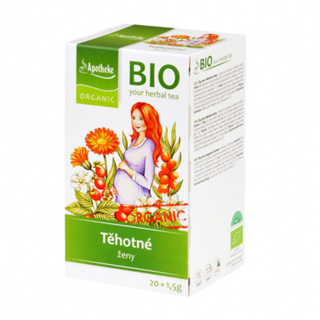 Trà an thai hữu cơ Apotheke (20 gói)-Thế giới đồ gia dụng HMD
