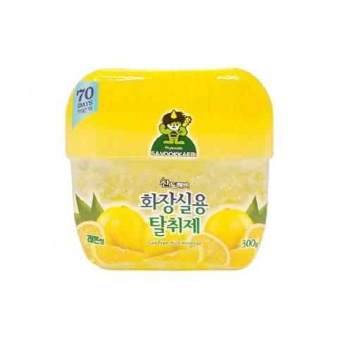 Sáp thơm khử mùi Sandokkaebi Lemon 300g-Thế giới đồ gia dụng HMD