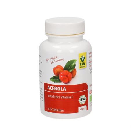 Viên bổ sung vitaminC hữu cơ Raab (175V)