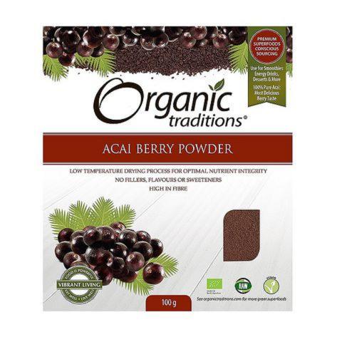 Bột lợi khuẩn vị Berry hữu cơ OT (200g)-Thế giới đồ gia dụng HMD