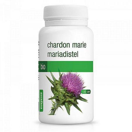 Viên thải độc gan chardon hữu cơ Purasana (120V)