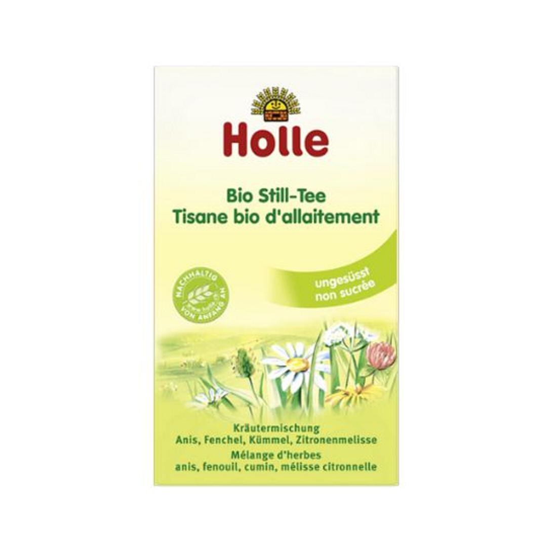 Trà lợi sữa hữu cơ Holle (20gói)-Thế giới đồ gia dụng HMD