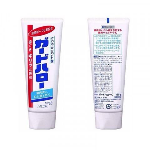 Kem đánh răng trắng sáng, ngừa hôi miệng - Kao-Thế giới đồ gia