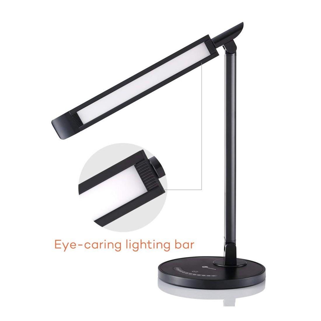 Đèn Bàn LED TaoTronics TT-DL13 -Màu Đen-Thế giới đồ gia dụng HMD