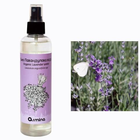Nước hoa oải hương hữu cơ Armina (250ml)-Thế giới đồ gia dụng